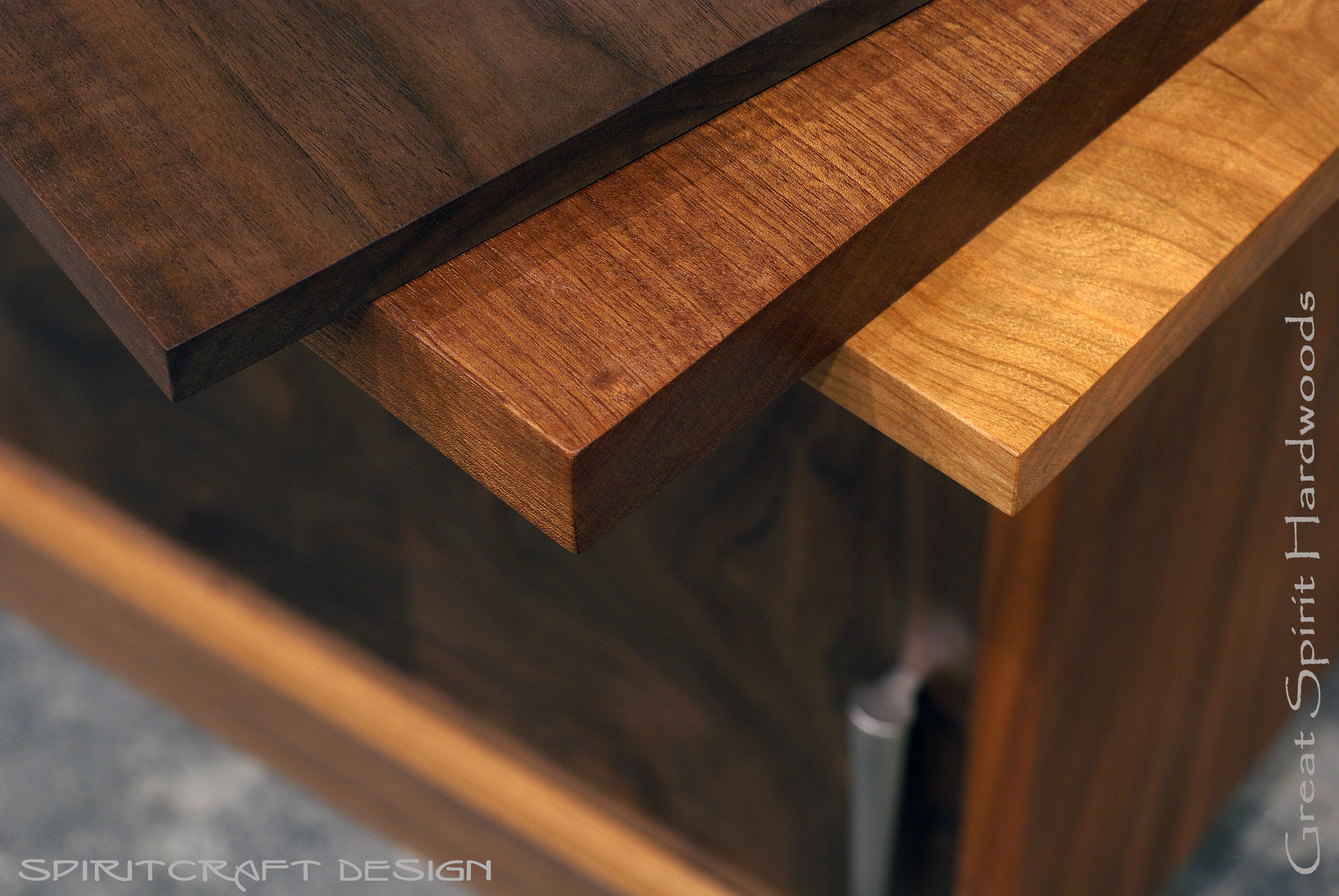 Custom Made Solid Hardwood Table Tops For DIY Clients, Restaurant, Office,  Library And